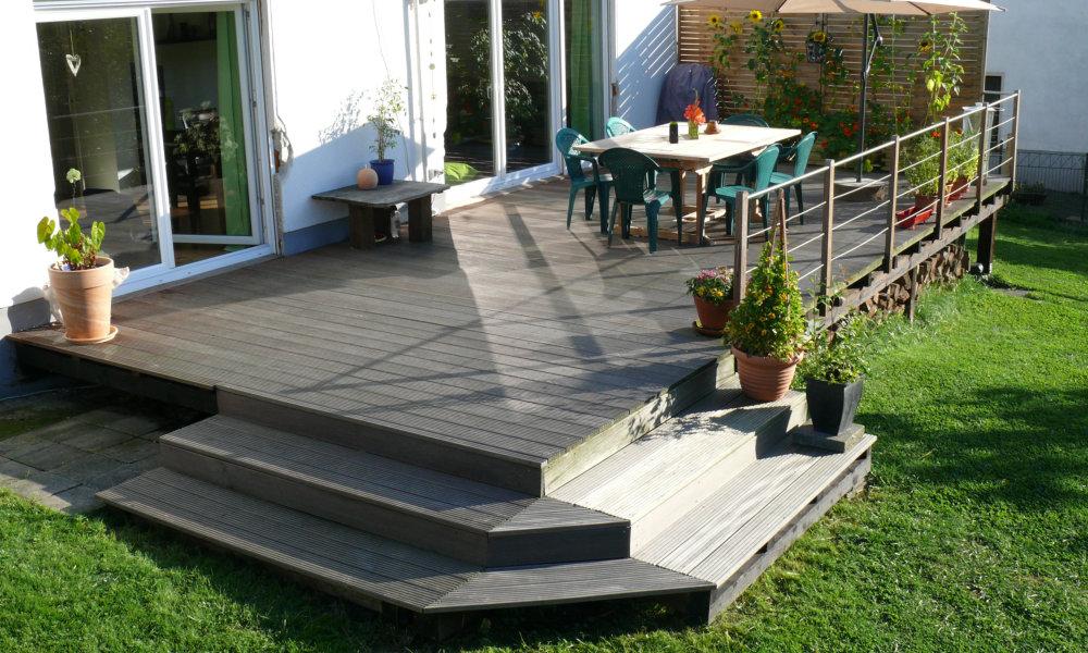 Terrassen – Multiflex Modernisierung | Baudienstleister